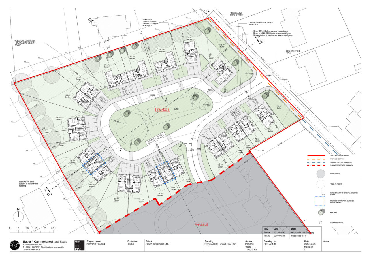 Planning permission obtained for housing development