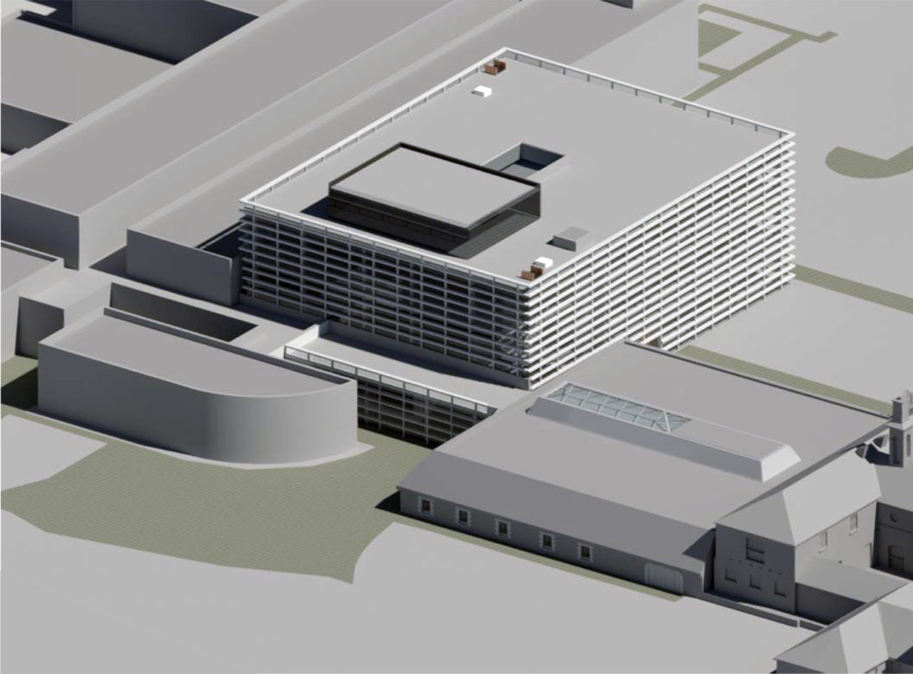 New 3,500sqm administration building for Boston Scientific Cork