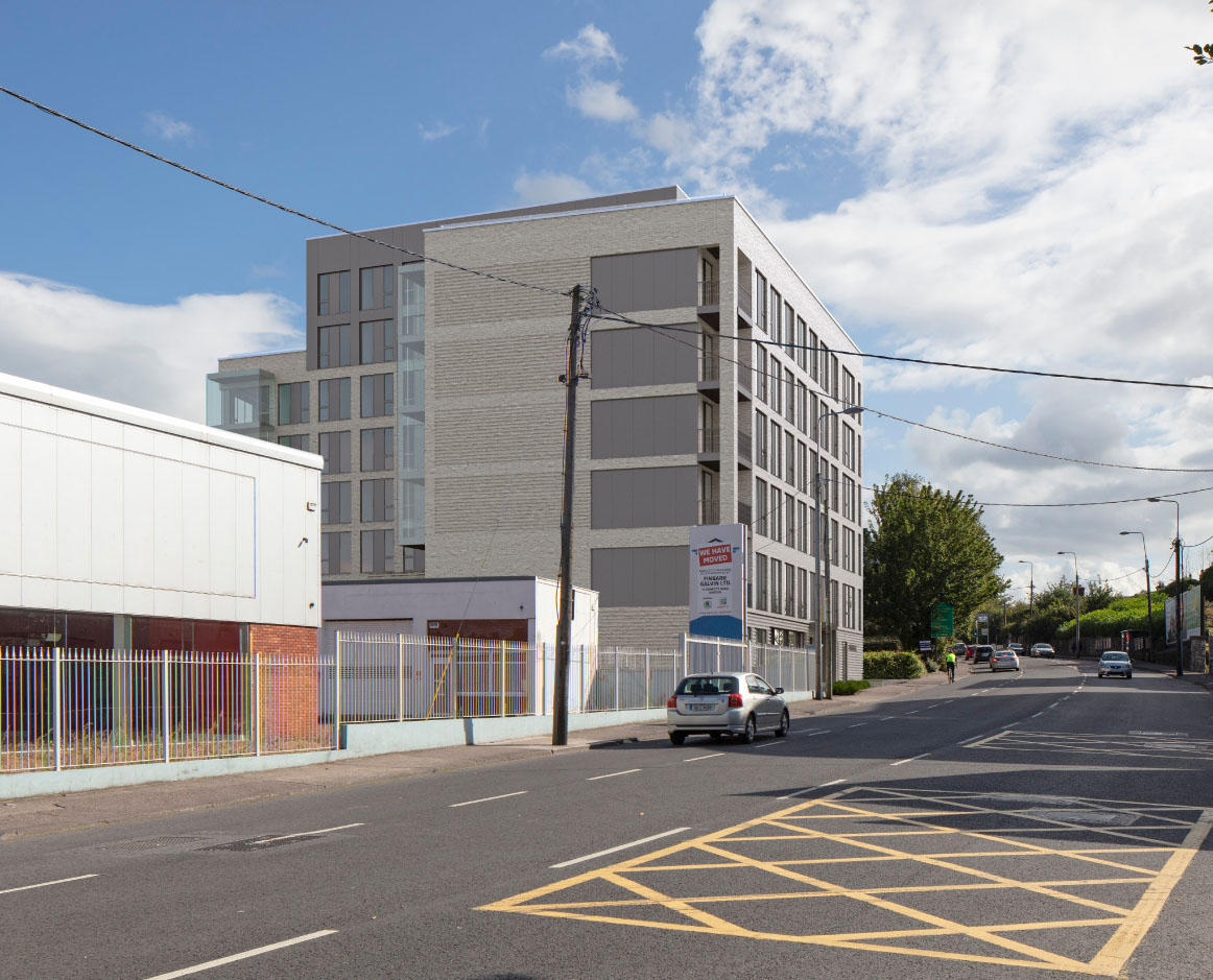 Amendments to planning permission for student accommodation